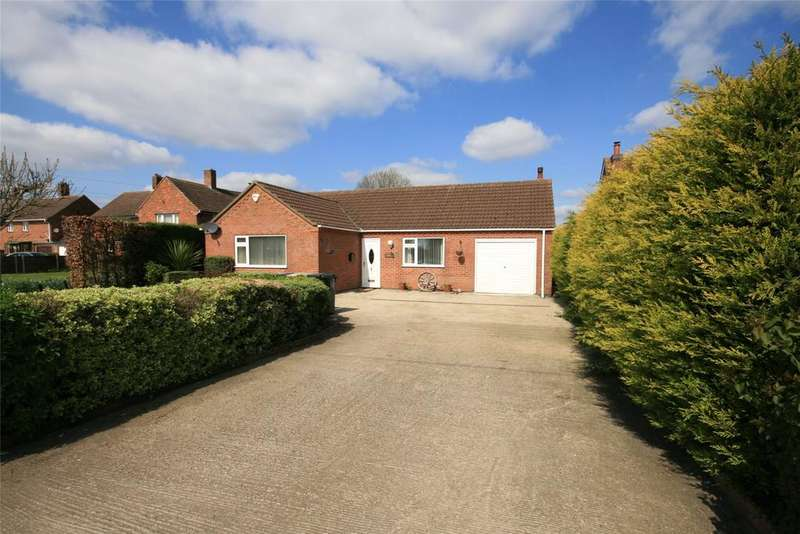 3 Bedrooms Detached Bungalow for sale in Armtree Road, Langrick, PE22