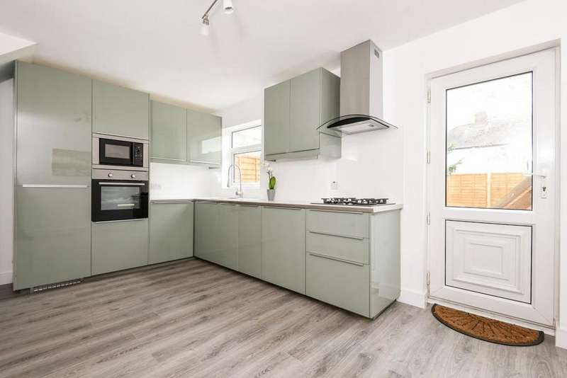 3 Bedrooms Terraced House for sale in Juniper Gardens, Streatham, SW16