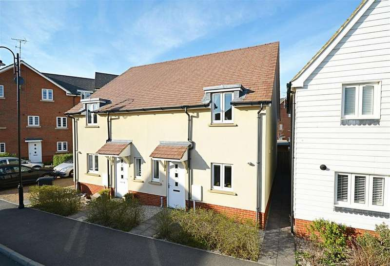 2 Bedrooms House for sale in Shearers Way, Camber, Rye