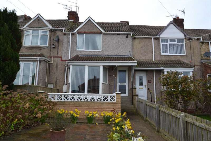 2 Bedrooms Terraced House for sale in Inchcape Terrace, Grants Houses, Horden, Co Durham, SR8