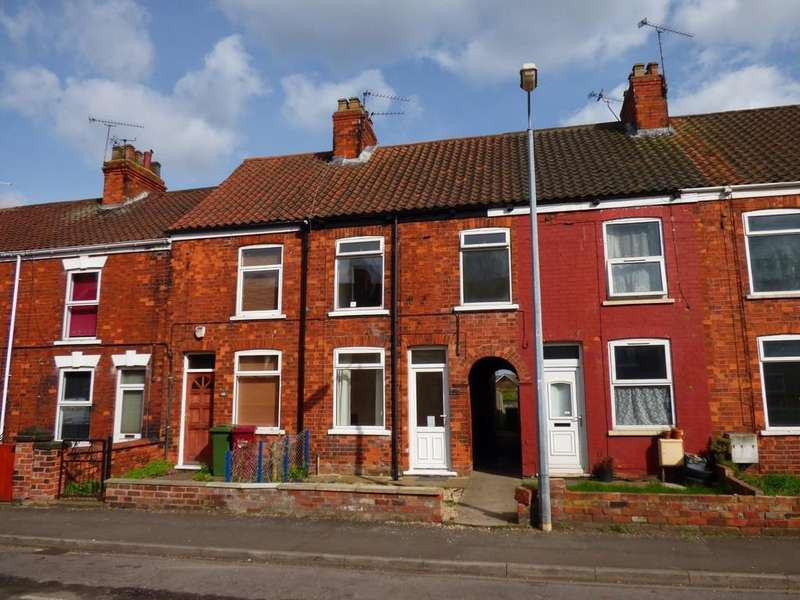 2 Bedrooms Terraced House for sale in Pasture Road, Barton-upon-Humber