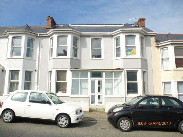 1 Bedroom Flat for sale in Higher Tower Road, Newquay, Cornwall