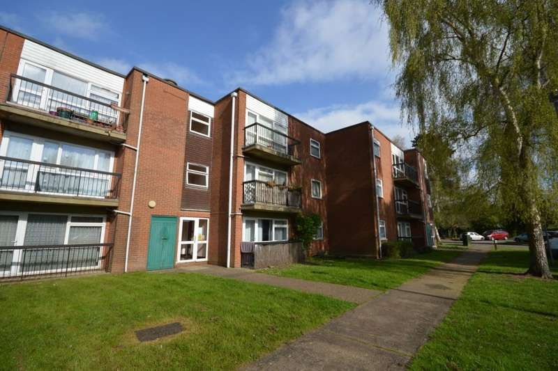 2 Bedrooms Flat for sale in Ingleside Drive, Stevenage, SG1