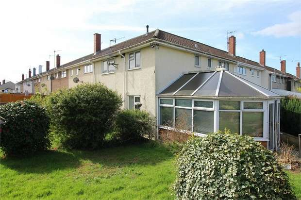 4 Bedrooms Terraced House for sale in Holly Lodge Road, Croesyceiliog, CWMBRAN, Torfaen