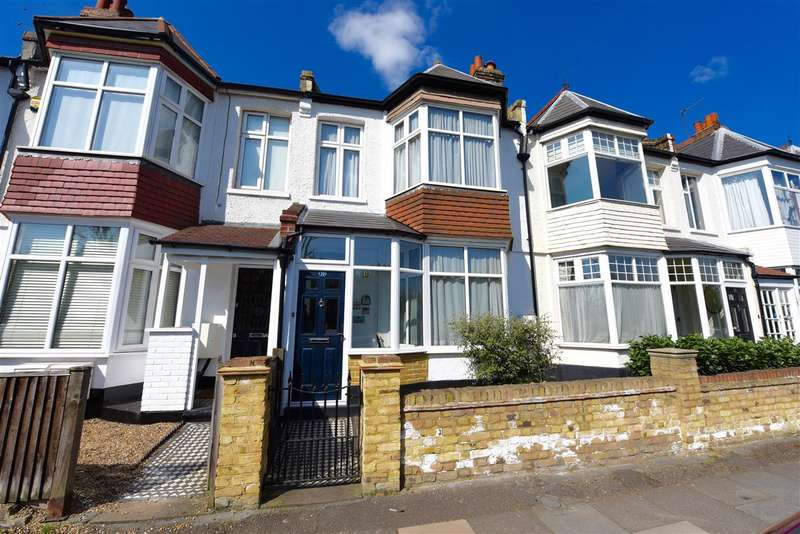 3 Bedrooms Terraced House for sale in Strathearn Road, Wimbledon Park