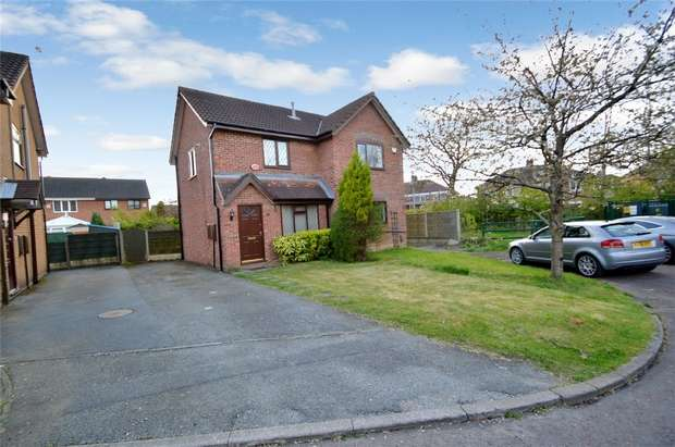2 Bedrooms Semi Detached House for sale in Delaford Close, Davenport, Stockport, Cheshire