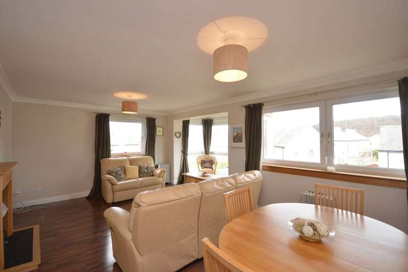 3 Bedrooms Flat for sale in Moray Park Moray Street, Doune, FK16