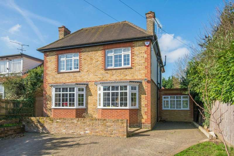 4 Bedrooms Detached House for sale in Cheapside Lane, Denham Village, Buckinghamshire