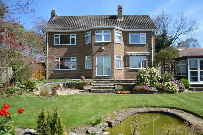 4 Bedrooms Detached House for sale in The Leys, Hornsea, East Riding of Yorkshire