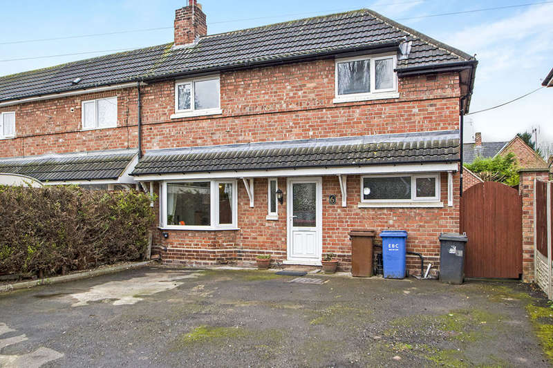 3 Bedrooms Semi Detached House for sale in Eleanor Avenue, Ilkeston, DE7