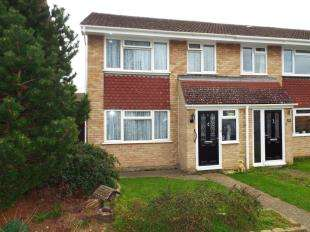 3 Bedrooms End Of Terrace House for sale in Guston Road, Vinters Park, Maidstone, Kent