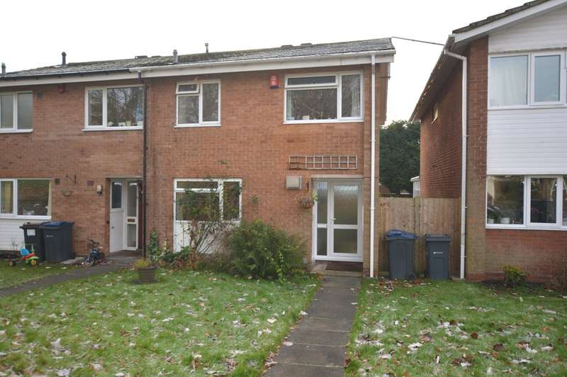3 Bedrooms Town House for sale in Chancellors Close, Edgbaston
