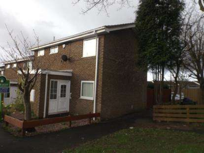 3 Bedrooms End Of Terrace House for sale in Newburn Road, Newcastle Upon Tyne, Tyne and Wear, NE15