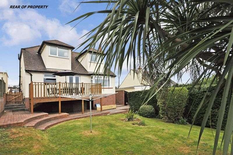 4 Bedrooms Detached Bungalow for sale in Lammas Lane, Preston, Paignton