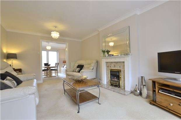 4 Bedrooms Detached House for sale in Under Knoll, Peasedown St. John, BATH, Somerset, BA2 8TY