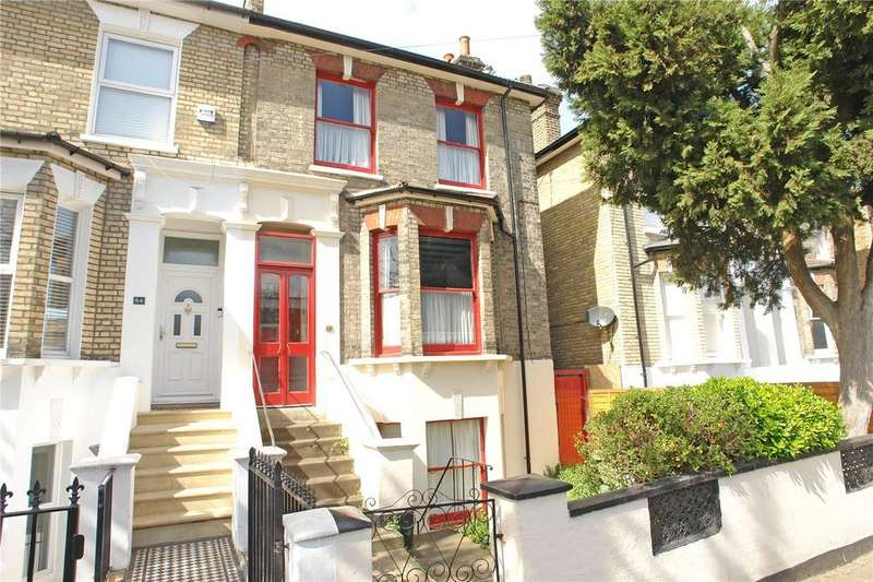 4 Bedrooms Semi Detached House for sale in Crystal Palace Road, East Dulwich, London, SE22