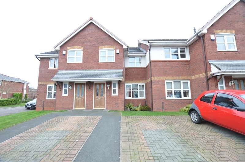 2 Bedrooms Mews House for sale in Ridley Road, Ashton, Preston, Lancashire, PR2 2BS