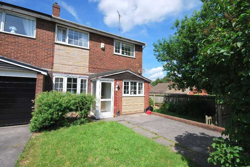 3 Bedrooms Semi Detached House for sale in Ramsey Avenue, Ribbleton, Preston, Lancashire, PR1 6EN