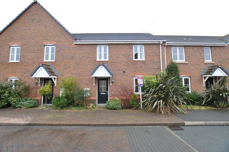 3 Bedrooms Mews House for sale in Home Park Drive, Buckshaw Village, Chorley, Lancashire, PR7 7EA