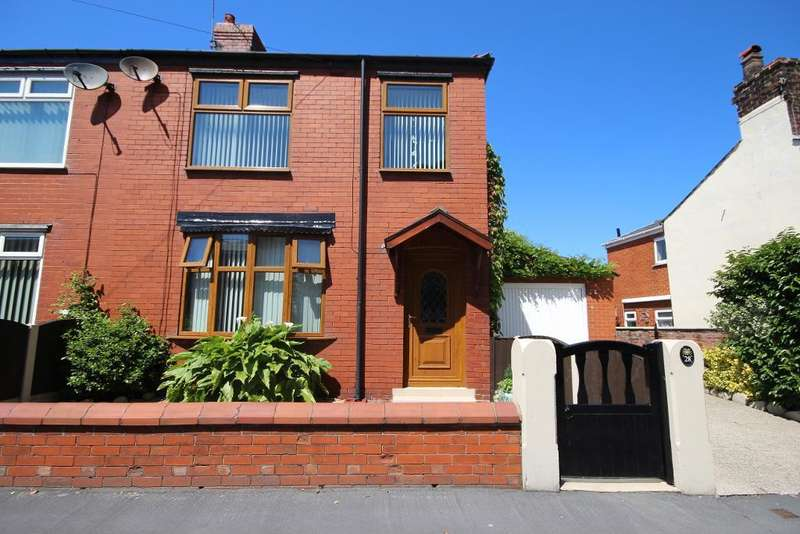 2 Bedrooms Semi Detached House for sale in Lytham Road, Freckleton, Preston, Lancashire, PR4 1XA