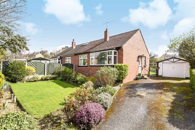 2 Bedrooms Bungalow for sale in Greenacre Park, Rawdon, Leeds, LS19 6AR