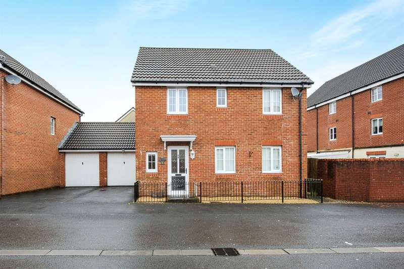 4 Bedrooms Detached House for sale in Penderyn Close, Merthyr Tydfil