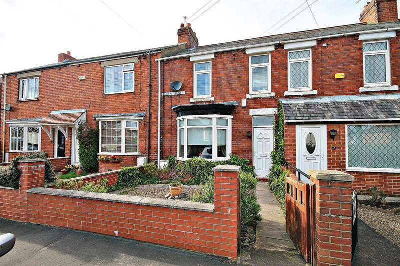 3 Bedrooms House for sale in Nelson Terrace, Sherburn Village, Durham