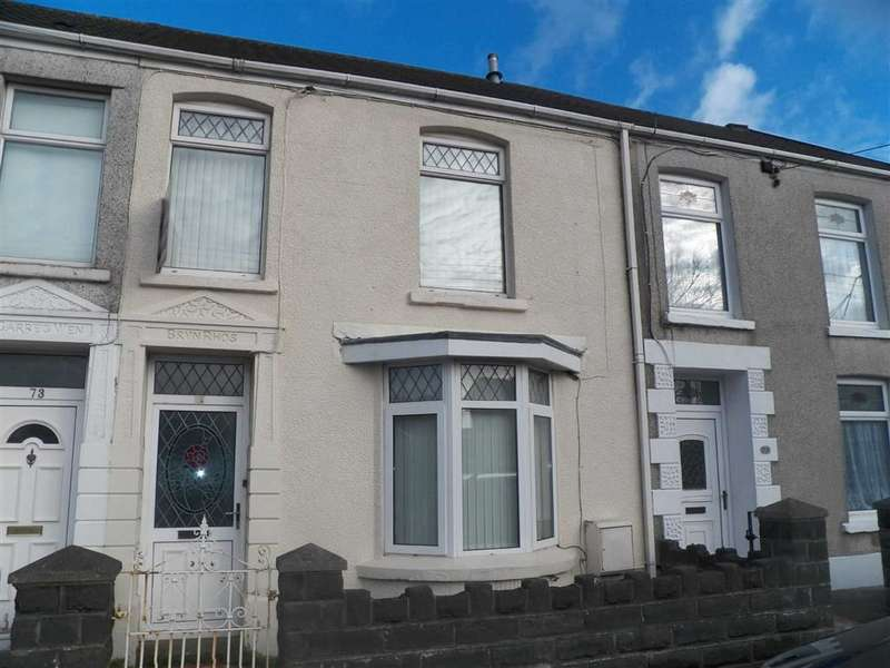 3 Bedrooms Property for sale in West Street, Gorseinon