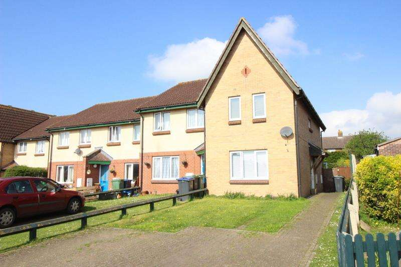 2 Bedrooms Property for sale in Eveleigh Road, Royal Wootton Bassett, Swindon