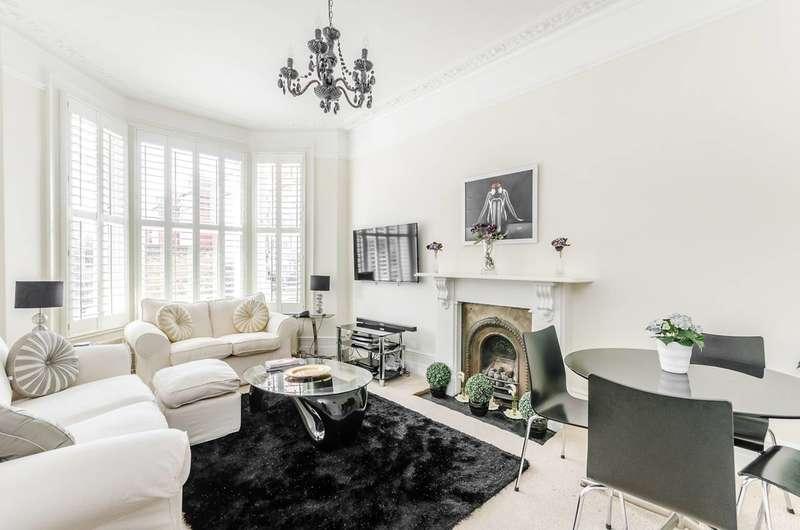 1 Bedroom Flat for sale in Lisgar Terrace, West Kensington, W14