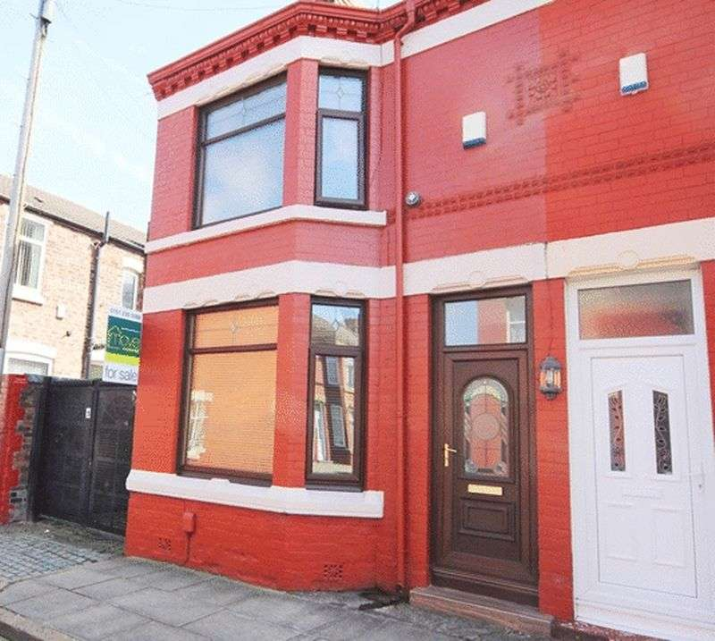 2 Bedrooms Terraced House for sale in Glencairn Road, Old Swan, Liverpool, L13