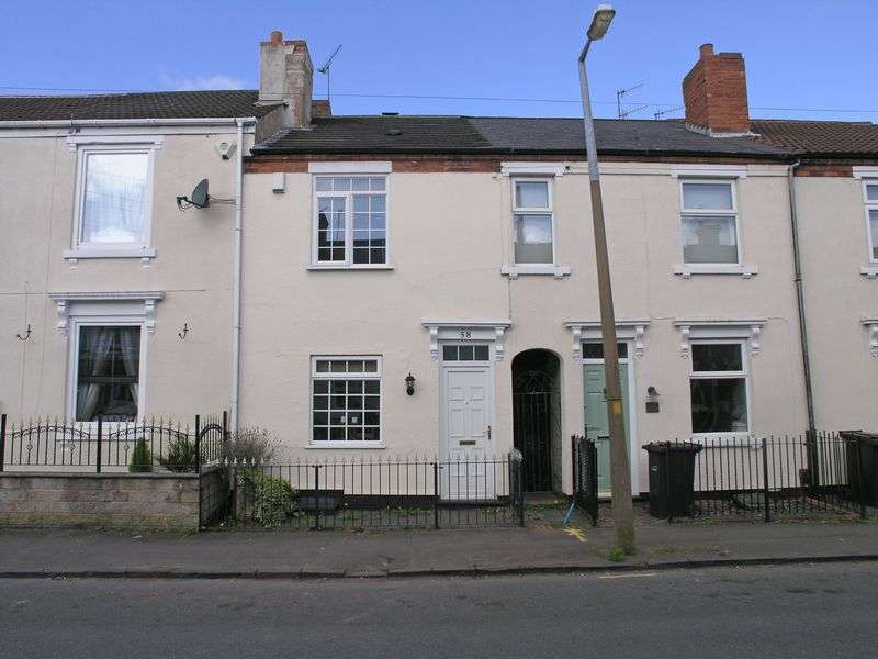 2 Bedrooms Terraced House for sale in STOURBRIDGE, OLD QUARTER, Cecil Street