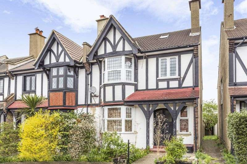4 Bedrooms Semi Detached House for sale in Penistone Road, Streatham, London SW16 5LU