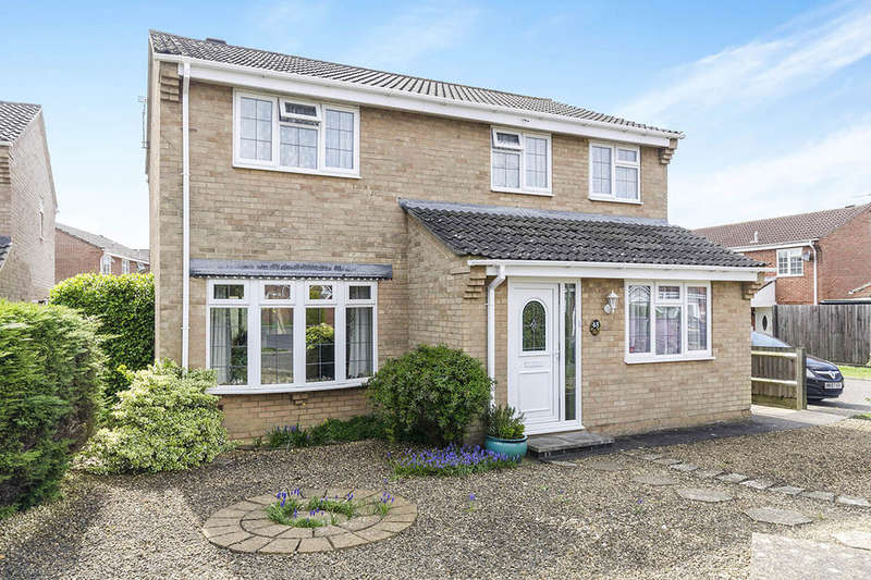 4 Bedrooms Detached House for sale in Cardinal Way, Locks Heath, Southampton, SO31