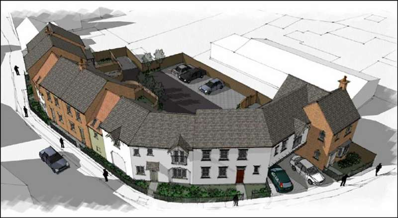 Land Commercial for sale in Development Land at, 30-36 Main St, Countesthorpe, Leics