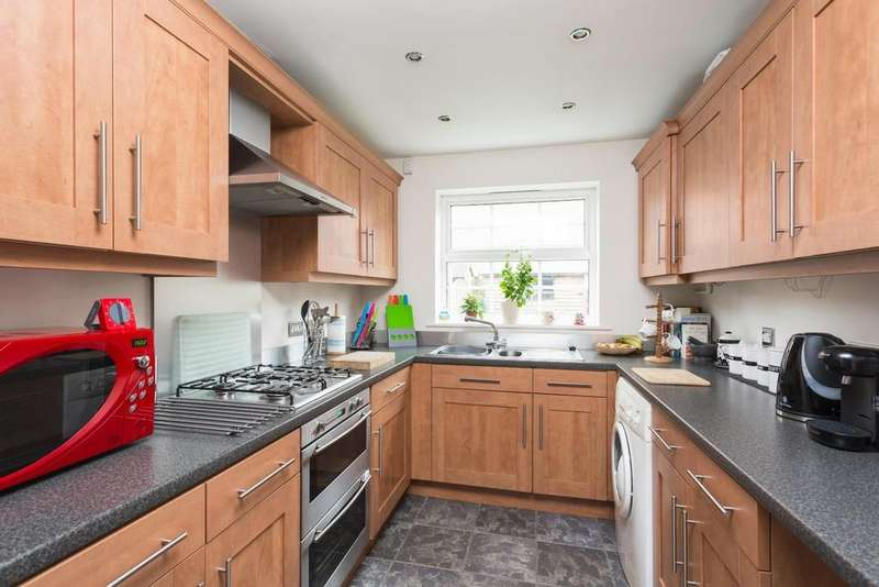 4 Bedrooms House for sale in Regent Mews, Sovereign park, York