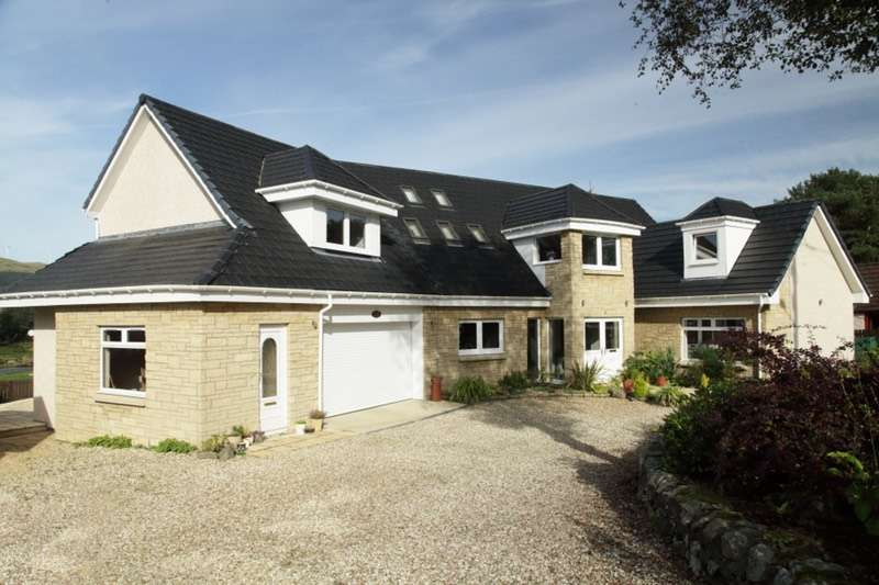 5 Bedrooms Detached House for sale in Watling St Crawford, Biggar, South Lanarkshire, ML12