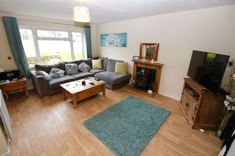 3 Bedrooms Semi Detached House for sale in Pitman Place, wotton-under-edge, Gloucestershire, GL12