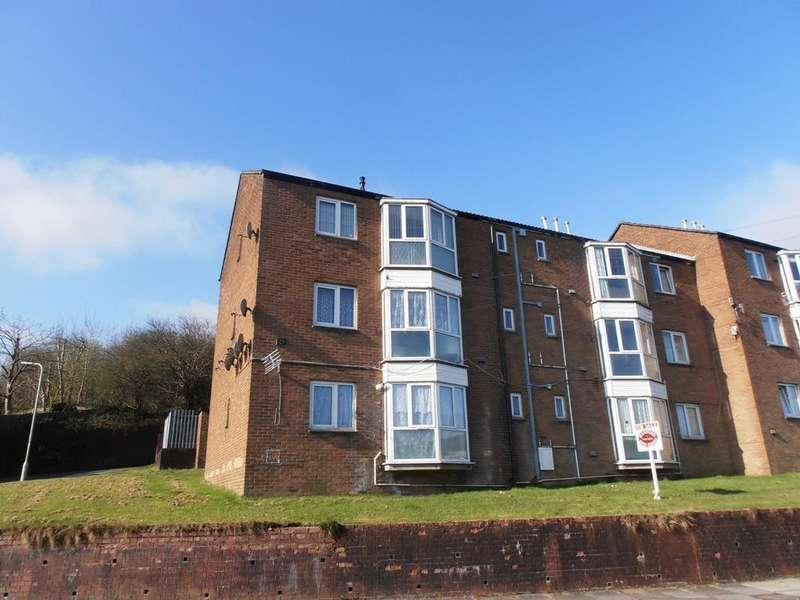 2 Bedrooms Apartment Flat for sale in Maesmelyn, Cwmdare, Aberdare
