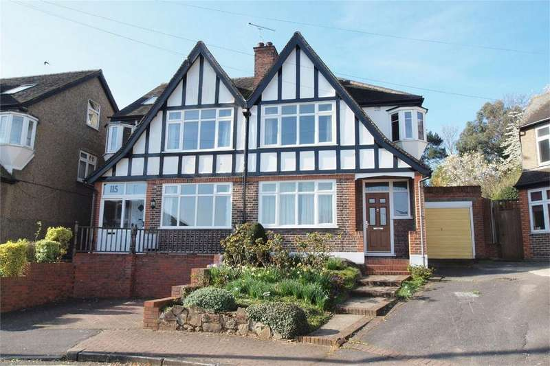 3 Bedrooms Semi Detached House for sale in Durham Road, Bromley, Kent