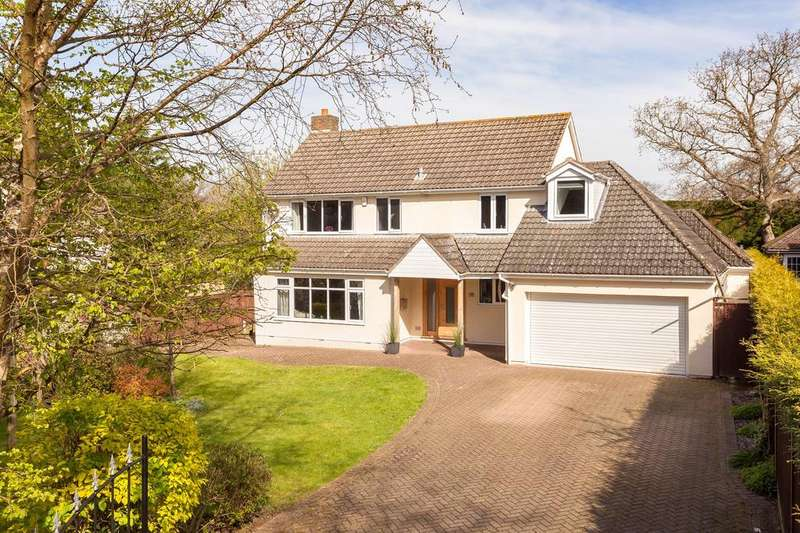 5 Bedrooms Detached House for sale in Crofton Way, Warsash, Southampton SO31