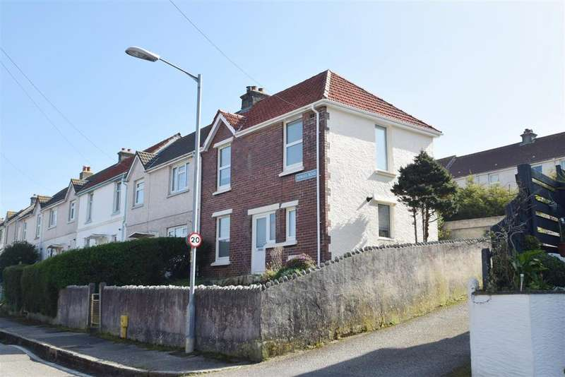 3 Bedrooms End Of Terrace House for sale in Bowles Road, Falmouth
