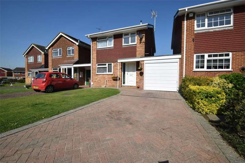 3 Bedrooms Link Detached House for sale in Kempton Close, Lordswood, Kent