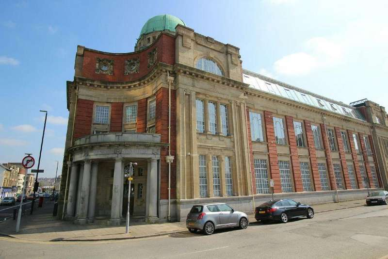 1 Bedroom Flat for sale in The Old Art College, Newport