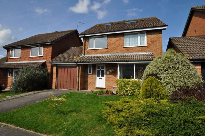 5 Bedrooms Detached House for sale in Chatfield Drive, Guildford