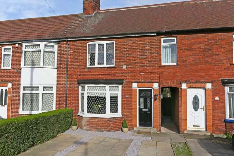 2 Bedrooms Town House for sale in Oakwood Avenue, Flanshaw Park