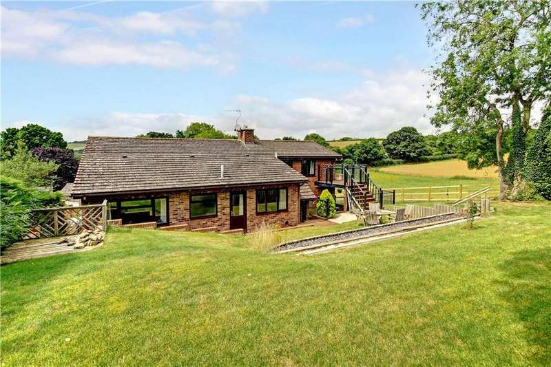 5 Bedrooms Detached House for sale in Haydown Leas, Vernham Dean, Andover, Hampshire, SP11