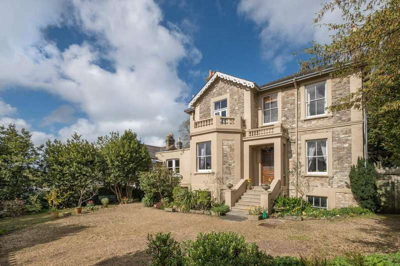 6 Bedrooms Link Detached House for sale in West Hill Road, Ryde