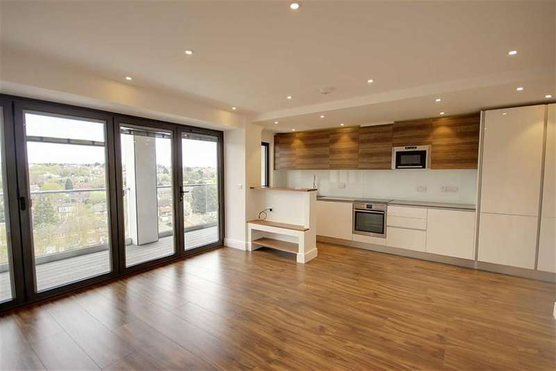 2 Bedrooms Apartment Flat for sale in East Barnet Road, New Barnet