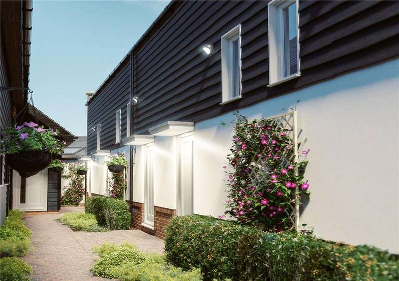 2 Bedrooms Terraced House for sale in Taverners Place, Codicote, Hitchin, Hertfordshire